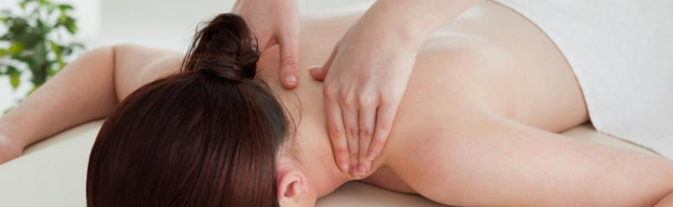 back massage for exeter devon
