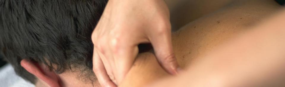 deep tissue massage exeter and barnstaple