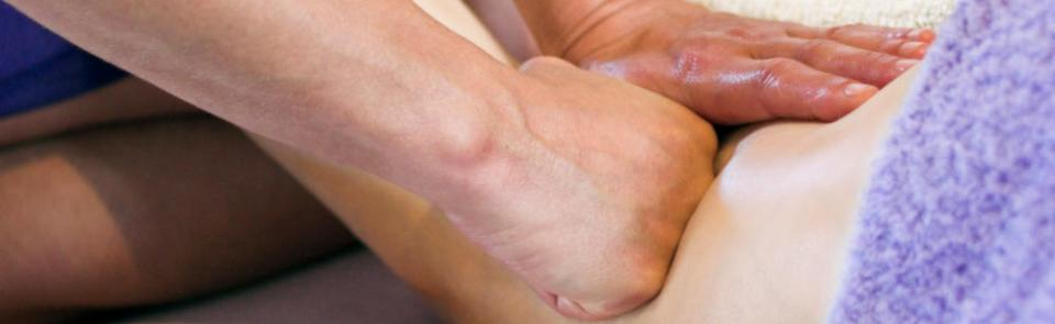 Deep Tissue massage devon